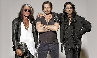 Hollywood Vampires London