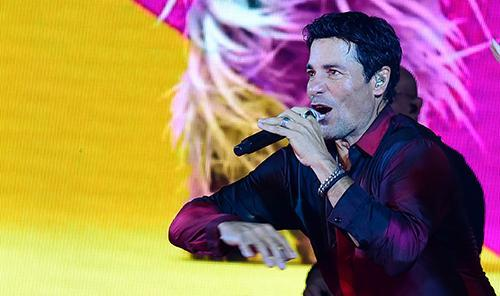 Chayanne New York City