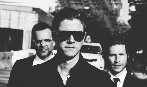 Interpol - Lollapalooza Argentina Sideshows