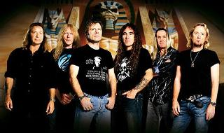 Iron Maiden Saint Paul