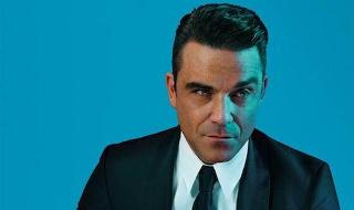 Robbie Williams Saint Petersburg