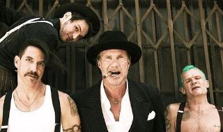 Red Hot Chili Peppers - Firenze Rocks