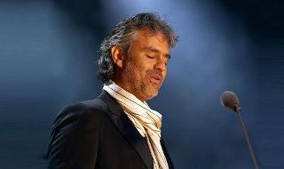 Andrea Bocelli  (Rescheduled from June 16, 2020 and May 22, 2021)