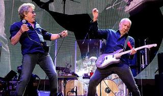 The Who Newcastle Upon Tyne