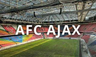 Ajax - Go Ahead Eagles
