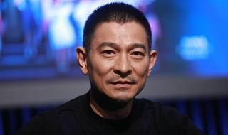 Andy Lau Hong Kong