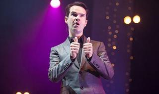 Jimmy Carr Blackburn