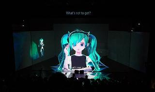 Hatsune Miku  (Rescheduled from May 2, 2020)