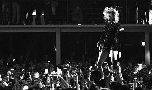 Taylor Swift Auckland