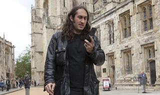 Ross Noble Leicester