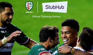 Official London Irish 2020-2021 Season Tickets