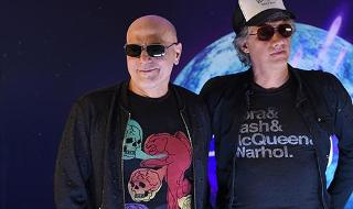 Soda Stereo  (Rescheduled from April 25, 2020)