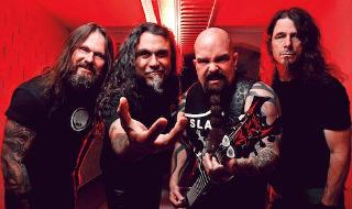 Slayer with Primus, Ministry and Philip H. Anselmo