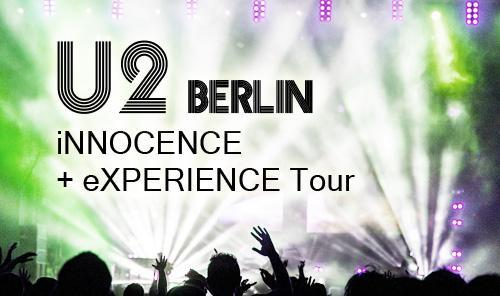 U2 Berlin Ticket...U2 Berlin