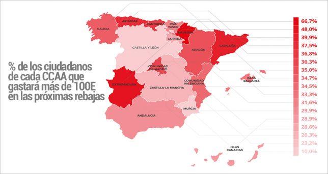 1-3-espanoles-gastara-mas-100-euros-proximas-rebajas
