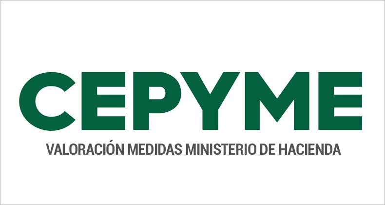 cepyme-acoge-satisfaccion-medidas-anunciadas-ministro-hacienda