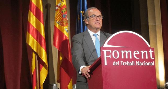 fomento-del-trabajo-advierte-que-la-situacion-en-cataluna-puede-conducir-a-la-insolvencia-economica