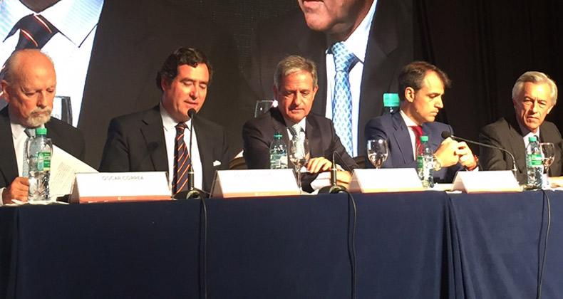 Antonio Garamendi en el Foro Empresarial España-Argentina