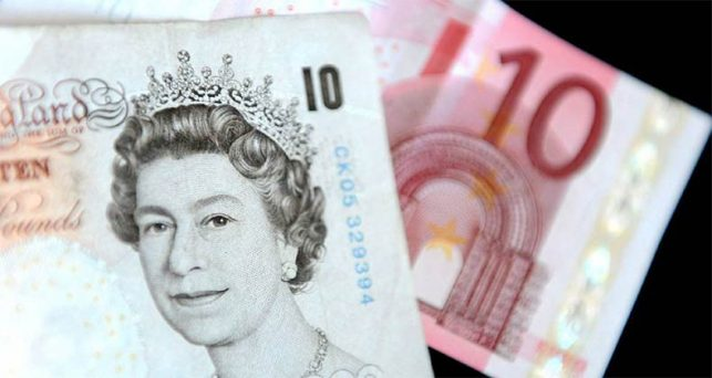 la-libra-se-deprecia-euro-sube-maximos-ocho-anos-frente-la-divisa-britanica