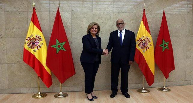 marruecos-espana-intensifican-colaboracion-materias-empleo-seguridad-social
