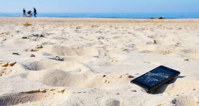 minimizar-riesgo-perdida-datos-dispositivos-verano