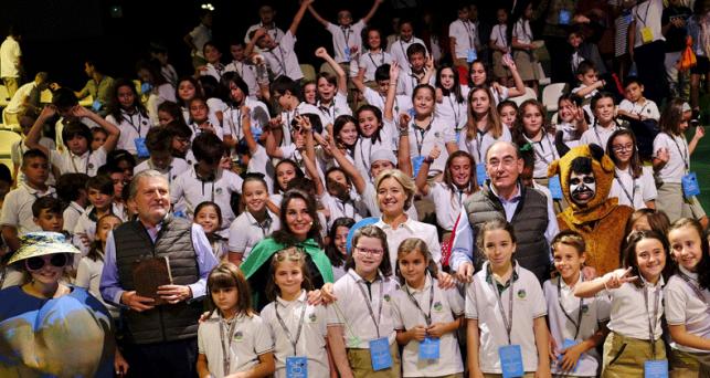 presidente-iberdrola-ignacio-galan-los-ministros-garcia-tejerina-mendez-vigo-escenifican-compromiso-medio-ambiente