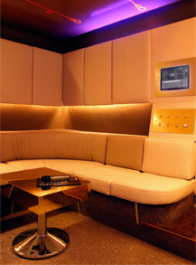 Private Karaoke Room
