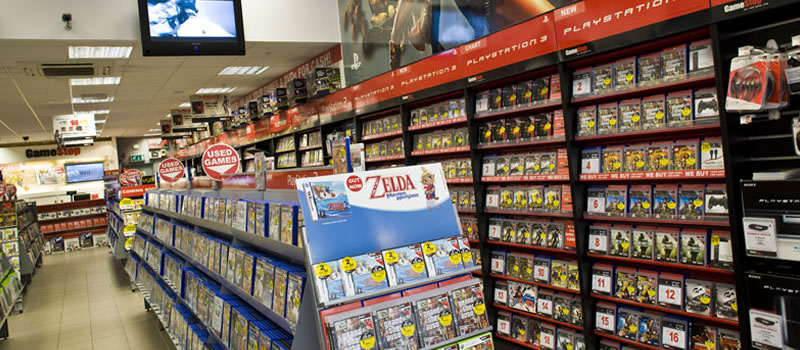 GameStop | Stephens Green Shopping Centre  GameStop | Step...