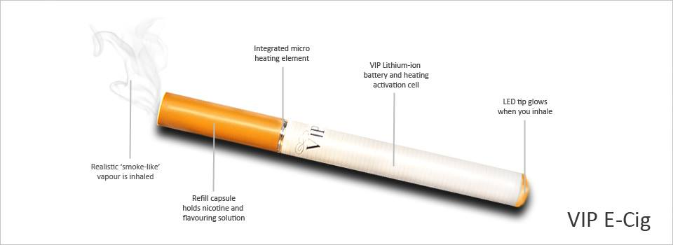 Air New Zealand e cigarette