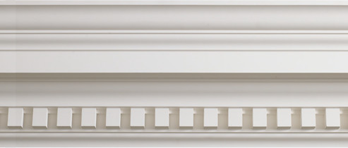 EG07 Early Georgian Dentil Cornice