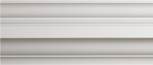 EG08 Plain Large Early Georgian Cornice