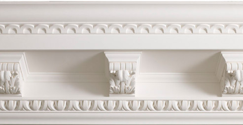 EG14 Large Early Georgian Cornice