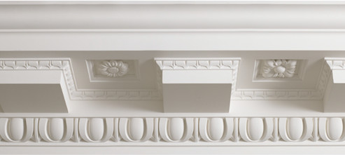 MG11 Mid-Georgian Cornice
