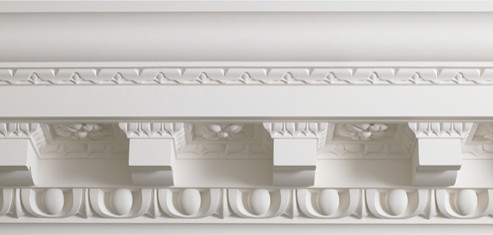 MG12 Large Mid-Georgian Cornice