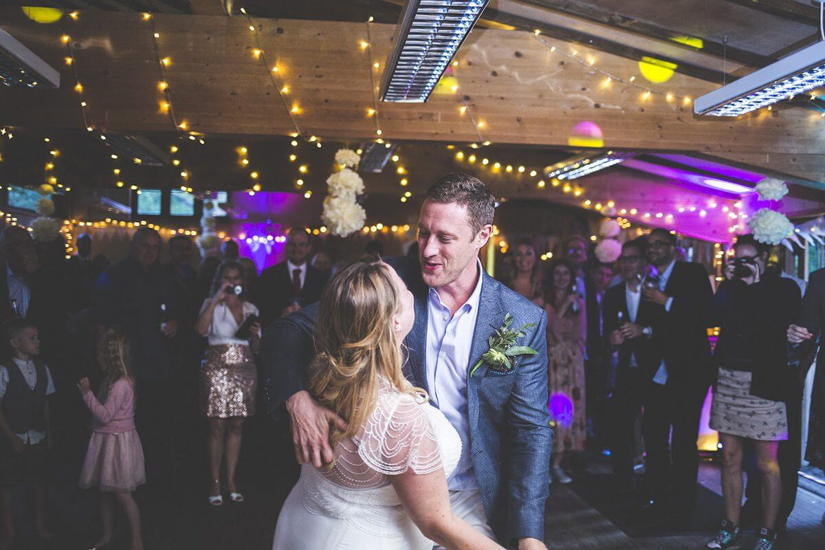 first dance in Hampshire