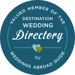 Weddings Abroad Guide Badge