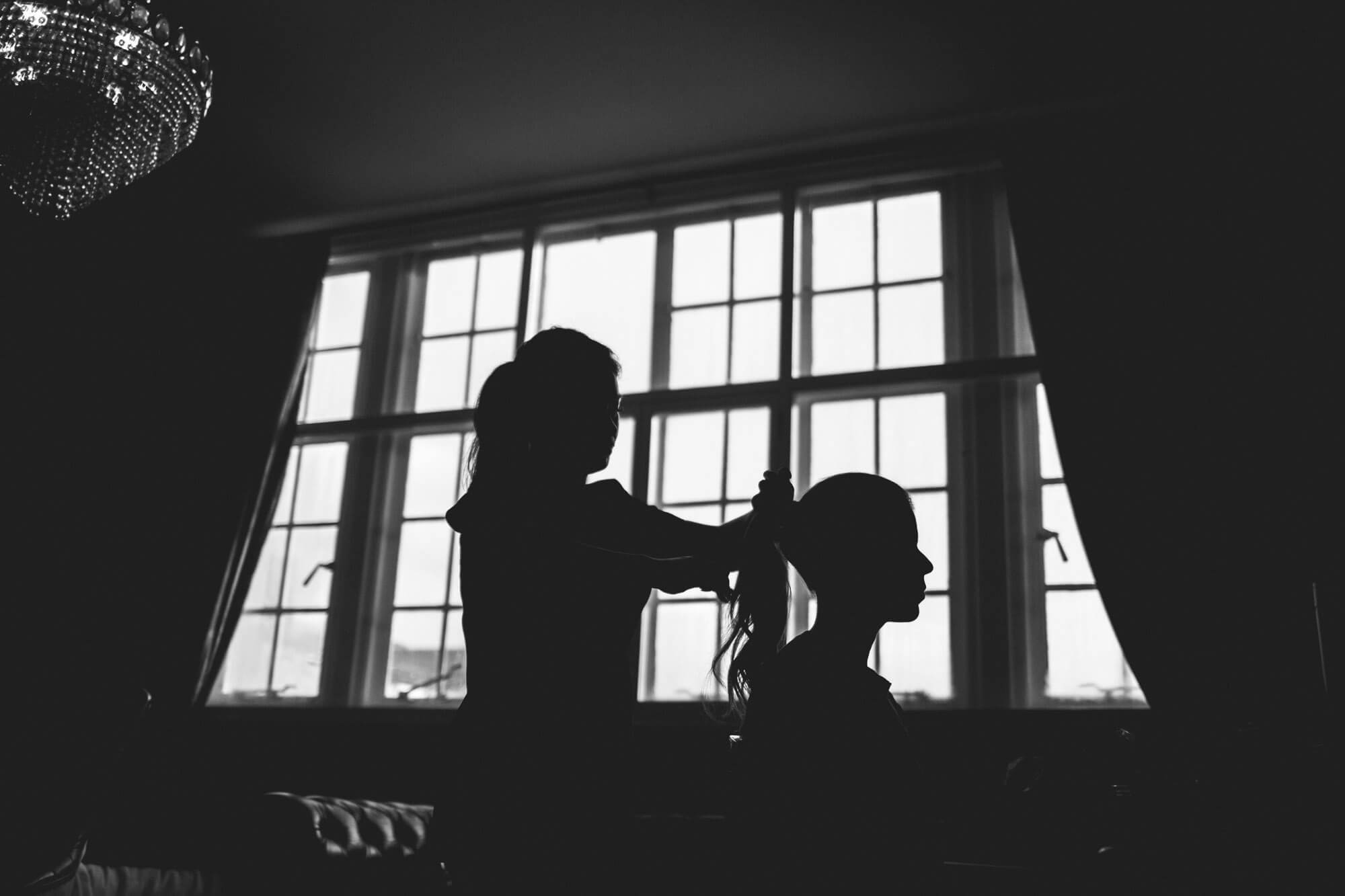 30 James street bridal preparations