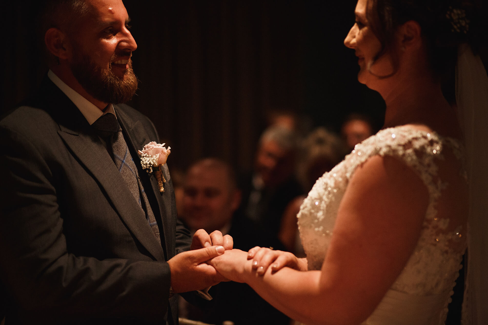 vows at king street town house