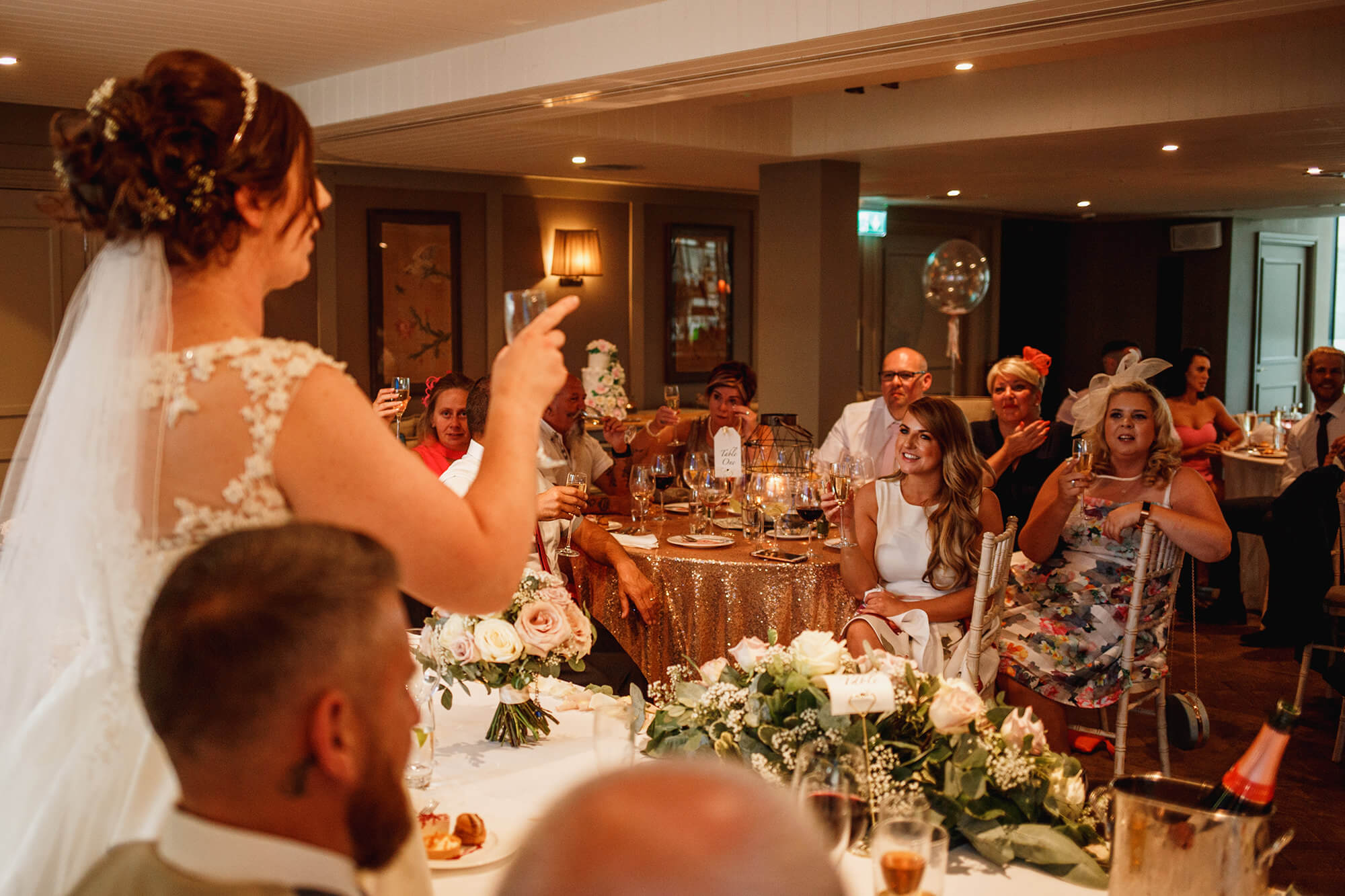wedding speeches at king street town house