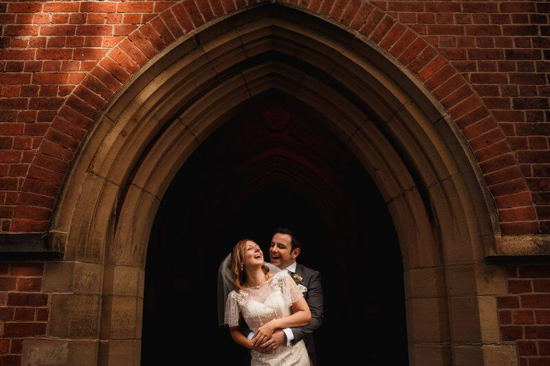 Bartle Hall Wedding Photographer