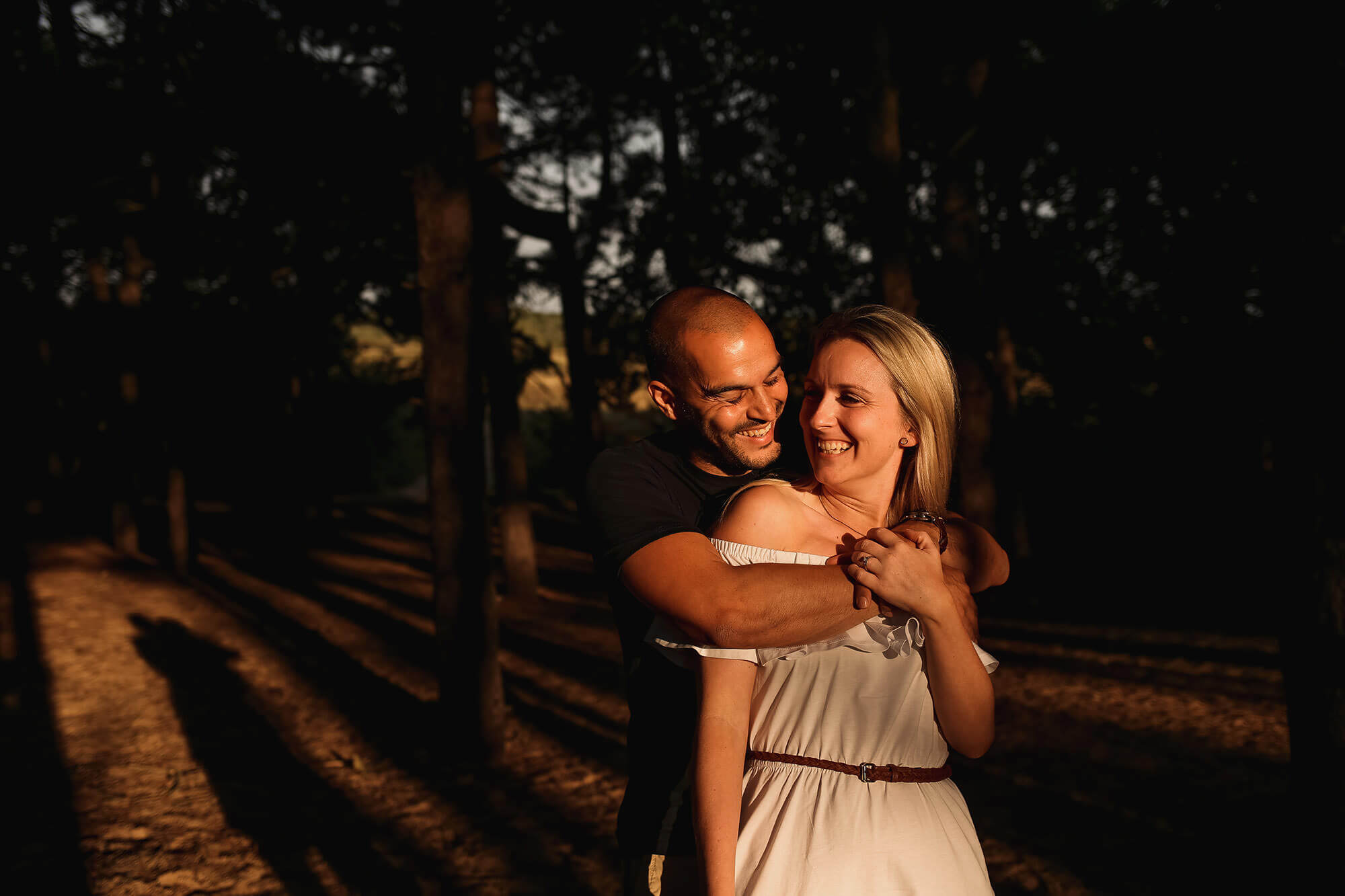 Formby Engagement Shoot