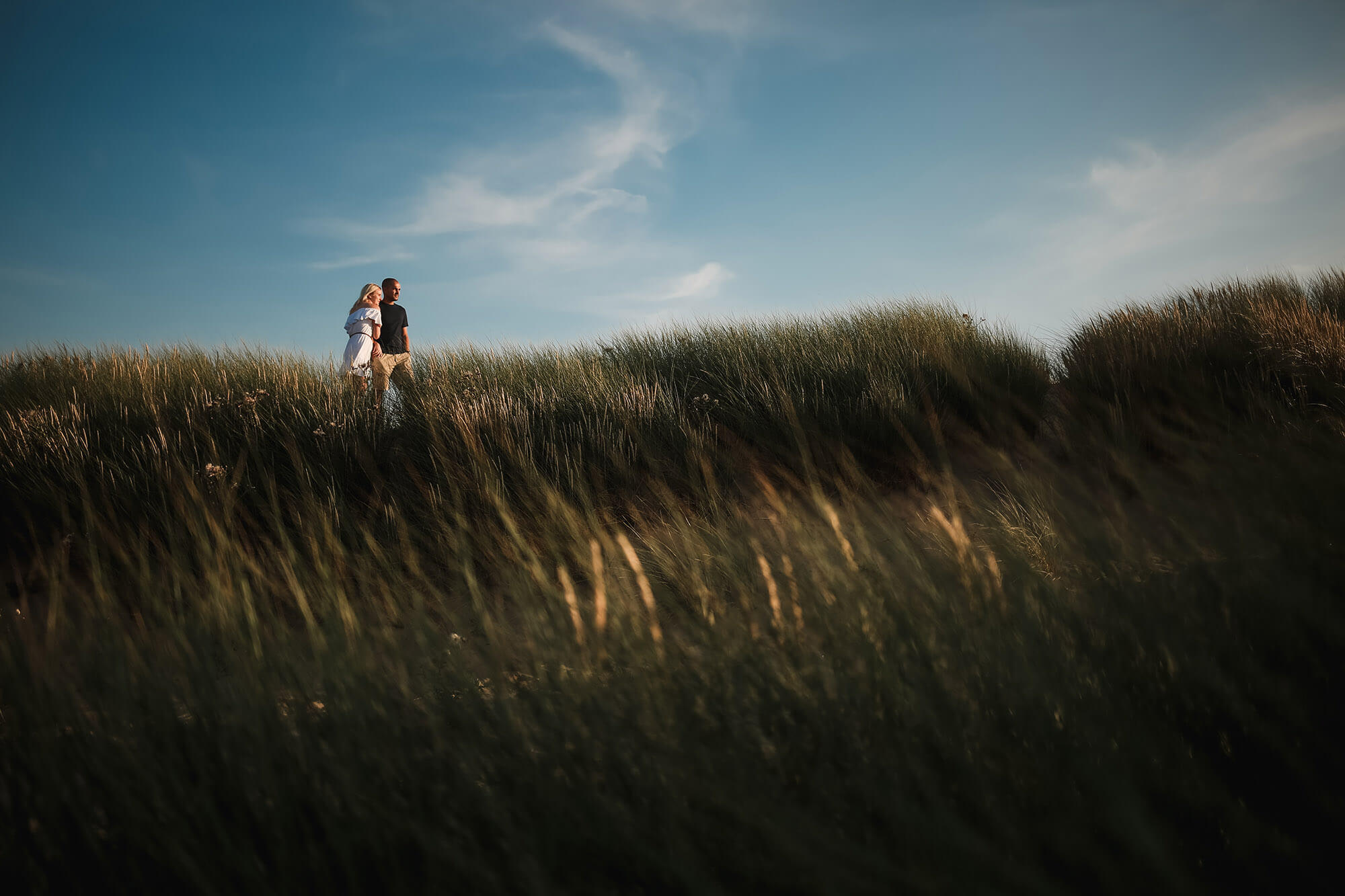 pre wedding shoot formby