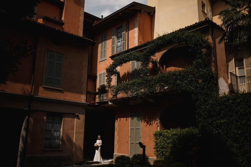 Northern Italy Wedding