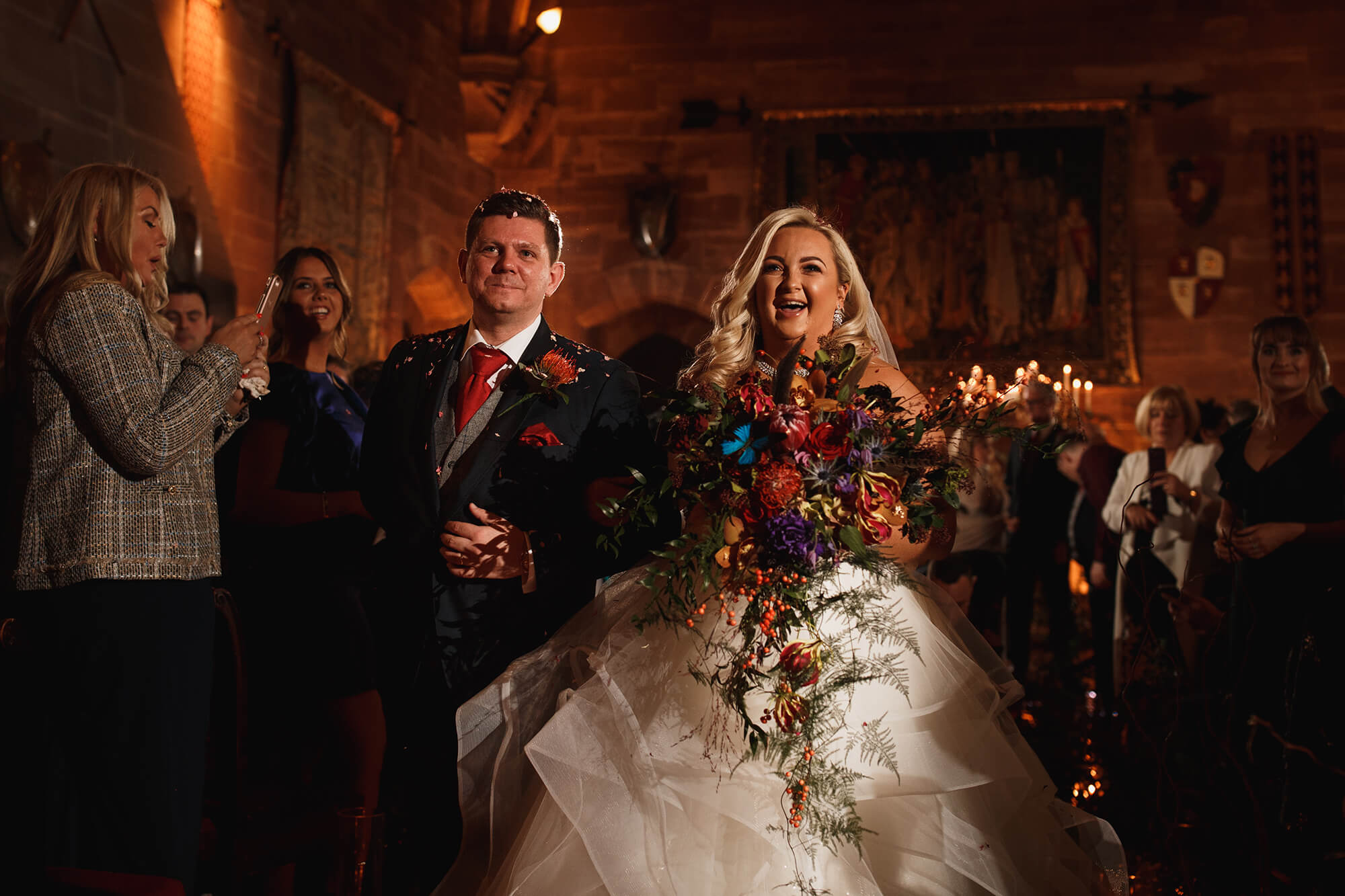 Wedding Ceremonies At Peckforton