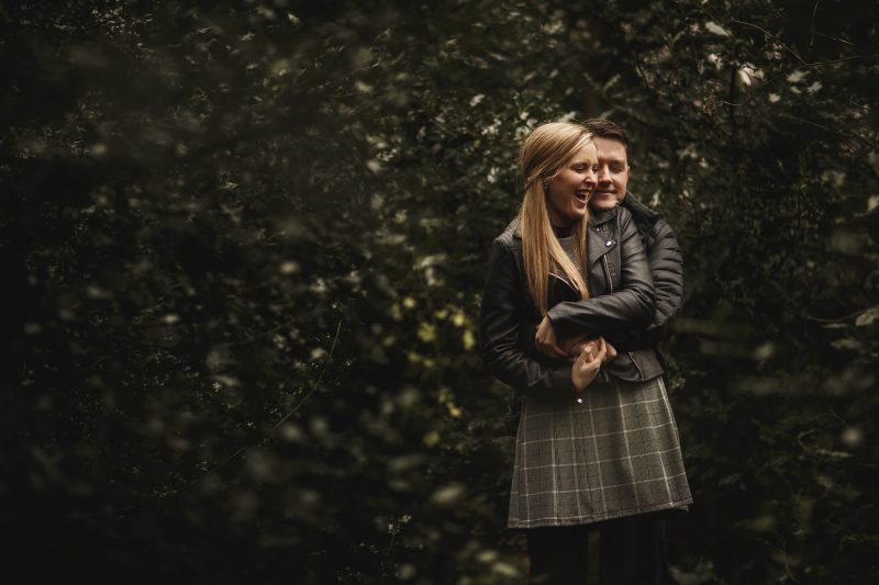 ormskirk engagement shoot