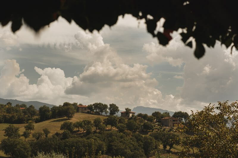 Tuscany wedding location