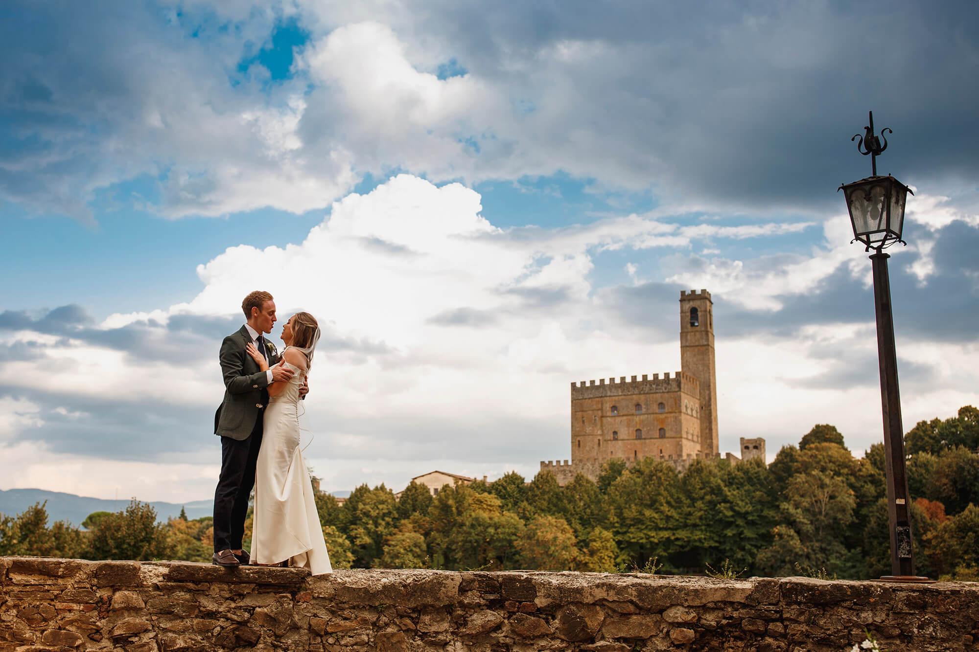 Poppi wedding tuscany