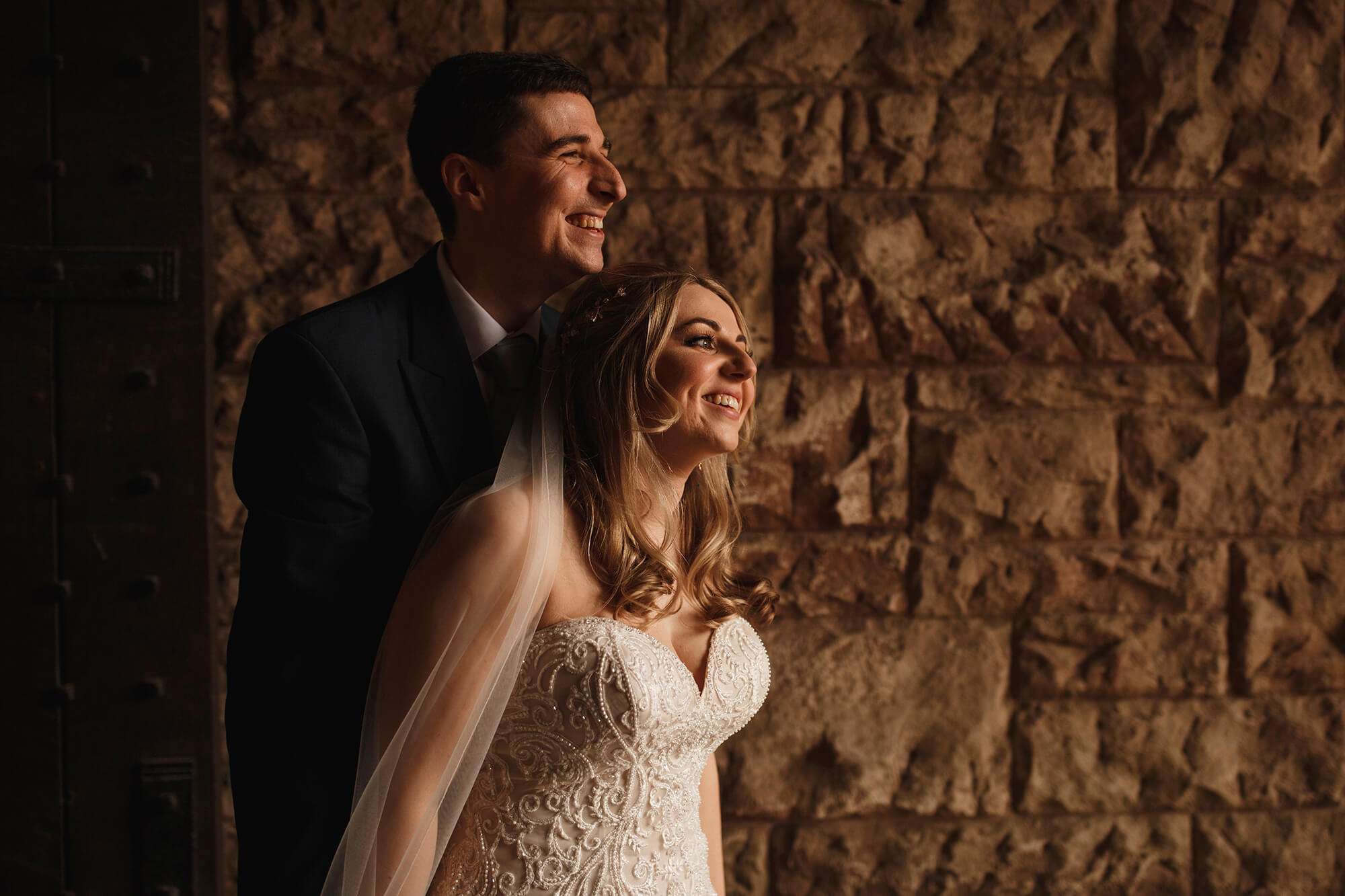 Peckforton Castle portrait shoot