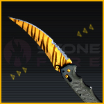 ★ Flip Knife | Tiger Tooth (Factory New)