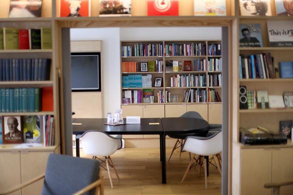 London library venue hire